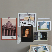 Painting-Sticker Card-Set Nordic Decorative Collocation-Props Photography Illustration