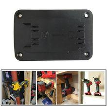 Настенный держатель для инструментов поддон аккумулятора для М18 18В ЩПТ 18/20В серии опоры полки крепления SSeat