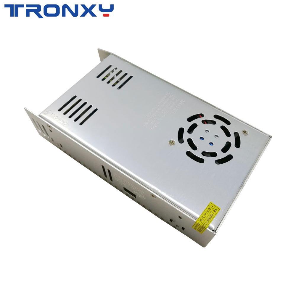 Tronxy 3D Printer Accessories Power Supply 24V 15A 360W Switch Power Supply Driver Universal DIY Machine impressora 3d Parts