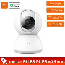 Xiaomi Mijia Smart Camera 1296P 1080P HD WiFi Night Vision 360 Angle Video Action IP Cam Baby Security Monitor For Mi Home APP