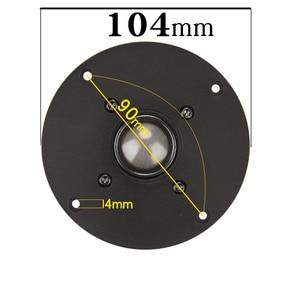 Image 4 - HIFIDIY LIVE 3 4 дюймовый динамик, сильный неодимовый магнит, шелковая мембрана, 6OHM30W ATreble громкий динамик NE95/100/104/110/116
