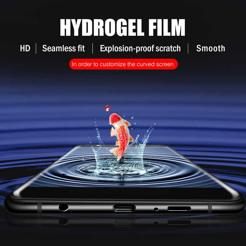 ZNP 20D הידרוג 'ל סרט לסמסונג גלקסי S8 S9 S10e S10 בתוספת מסך מגן עבור סמסונג הערה 8 9 10 s10 S7 קצה סרט לא זכוכית