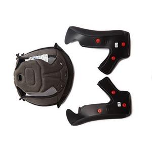 Image 5 - جديد حقيقي GXT كامل الوجه الخوذات شتاء دافئ مزدوج قناع دراجة نارية خوذة كاسكو دراجة نارية السعة