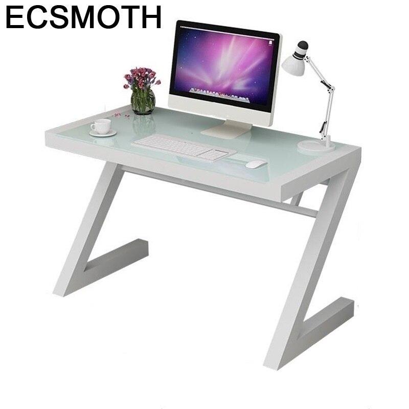 Escrivaninha Bed Tray Biurko Office Schreibtisch Stand Mesa Notebook Standing Tafel Laptop Tablo Desk Study Computer Table