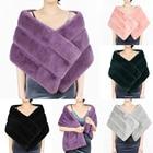 5 Colors Warm Fur Fa...