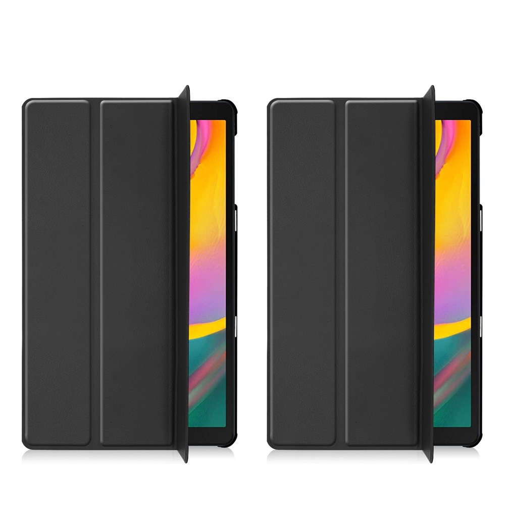 """Magnetic Case for Samsung Galaxy Tab A 2019 10.1""""8""""9.7""""S6 10.5""""S5E/Tab A7 10.4 2020 T500 T510 Case Stand PU Leather Tablet Cover-4"""