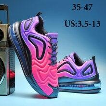 Пара кроссовок неоновые Сникеры, женская обувь на платформе; Женская повседневная обувь для прогулок; 2020 модная мужская спортивная обувь; Л...