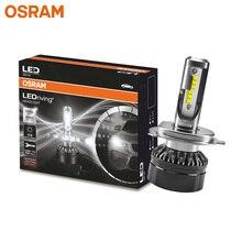 オスラム H4 9003 HB2 led ヘッドライト 12 v 16204CW ledriving hl 車ランプ 6000 7000k ブライトホワイト led オート高低ビーム (ツインパック)