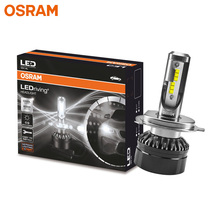 OSRAM H4 9003 HB2 LED Headlight 12V 16204CW LEDriving HL Car Lamps 6000K Bright White LIght LED Auto High Low Beam (Twin Pack)