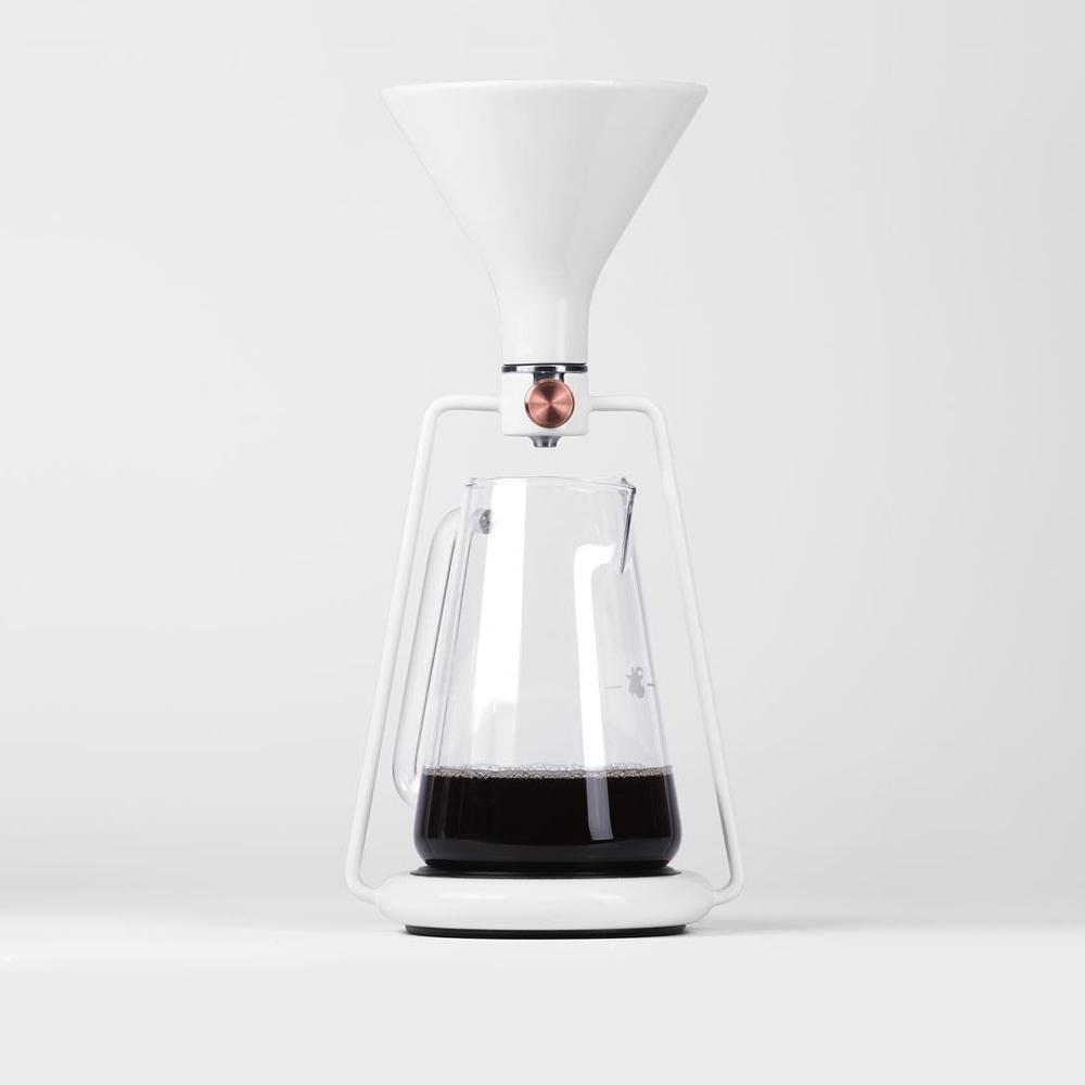 Gina smart coffee maker with bluetooth scale&APP four in one brews coffee with pour over immersion and cold drip 750ml / 20 oz|Coffee Pots| |  - title=