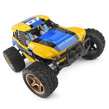 цены Wltoys 1/12 12402-A 4WD 2.4G RC Car Dessert Baja Vehicle Models High Speed 45km/h Remote Control Car Model Off-Road Vehicle Toy