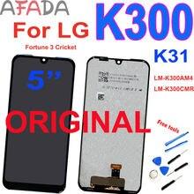 Оригинальный 5 ''для lg fortune 3 k300 ЖК дисплей Феникс