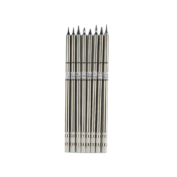 T12 Soldering Solder Iron Tips T12 Series Iron Tip For Hakko FX951 STC AND STM32 OLED Soldering Station t12 soldering solder iron tips t12 series iron tip for hakko fx951 stc and stm32 oled soldering station