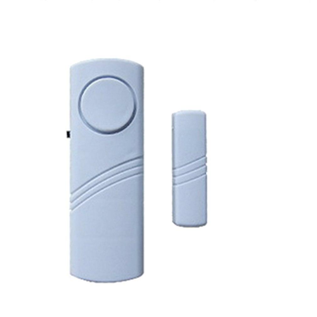 Tür und Fenster Sicherheit Alarm Drahtlose Zeit Verzögerung Alarm Magnetische Ausgelöst Tür Öffnen Chime für Home Security