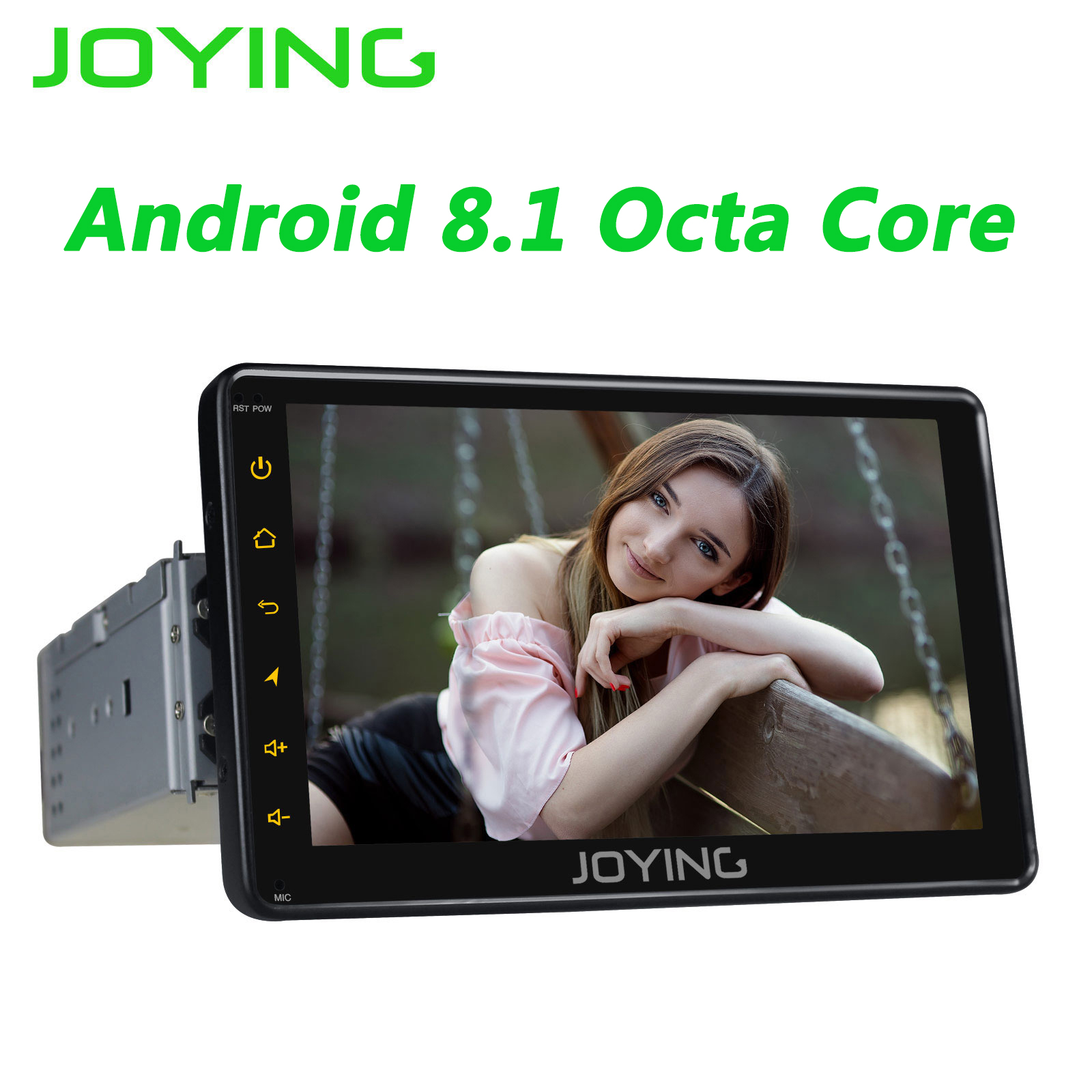 JOYING 7 Android 8 1 1 din Car Radio 2GB 32GB Octa Core GPS DSP universal