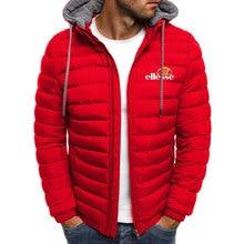 Men's Bomber Jacket Fashion Man Hoody Winter Jacket Cotton Padded Coats Male Thermal Outwear Windbreaker Jacket Size M-3XL