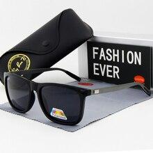 2020 새로운 남자 편광 된 태양 안경 여성 브랜드 운전 선글라스 거울 안경 패션 남성 여성 서 리 낀된 안경 UV400