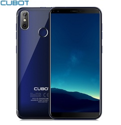 Refurbished CUBOT R11 3G Smartphone 5.5 Inch Android 8.1 MTK6580 1.3GHz Quad Core 2GB RAM 16GB ROM Fingerprint Mobile Cellphones