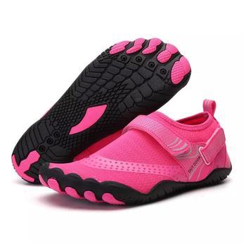 Water Lightweight Outdoor Climbing Shockproof Jogging Sneaker Quick Dry Hiking Shoes Men Women Waterproof Upstream