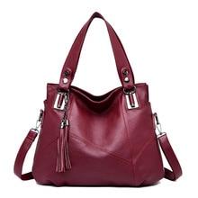 Duże skórzane torby na ramię dla kobiet torebki luksusowe projektant 2019 wysokiej jakości skórzane damskie torebki damskie torby na ramię dla kobiet