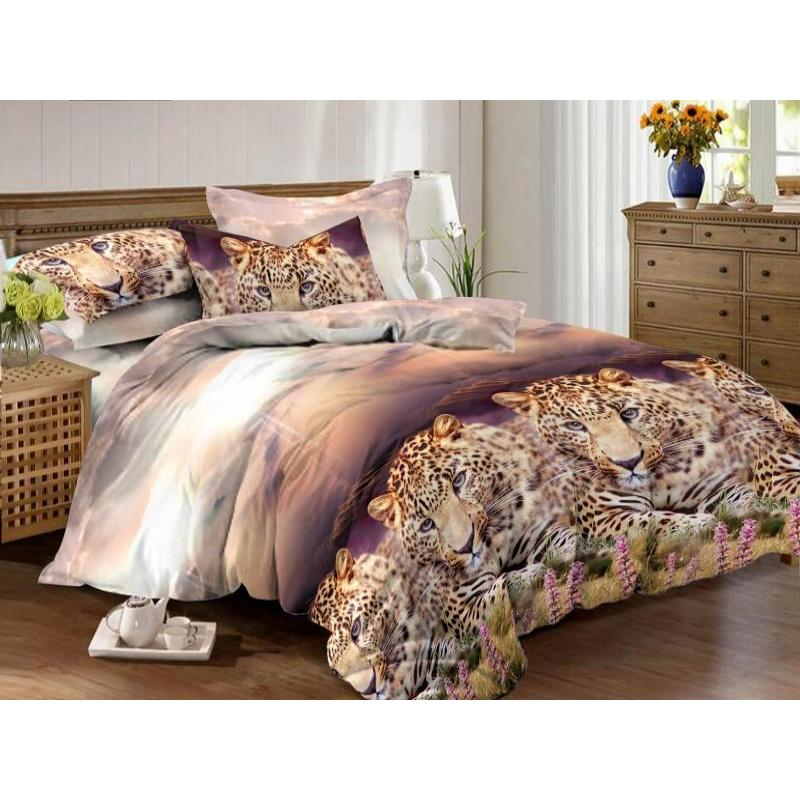 Bedding Set Double-euro Amore Mio, Nature