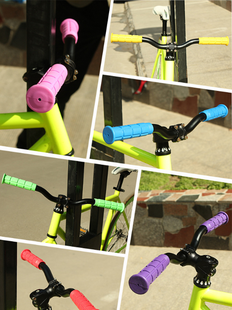 New Anti-Slip MTB Mountain Bike Bicycle Handle Bar Cover Handlebar Grip  Charm