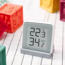 Цифровой гигрометр Youpin, метеостанция с термометром, оригинальный умный электронный датчик температуры и влажности