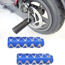 1Pair Scooter Rear Pedal Rear Foot Pad for Xiaomi Mijia M365 Electric Pedal Car Pedal