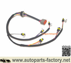 Longyue 222-5917 Инжектор Жгут проводов Замена для гусеницы 324D 325D E325D 329D экскаватор C7 двигатель