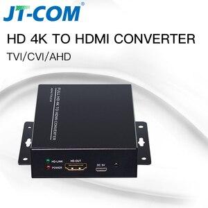 Image 2 - Convertidor de vídeo para cámara CCTV, compatible con reconocimiento automático 4K, 8MP, 5MP, 4MP, 3MP, 1080P, AHD, CVI, CVBS a HDMI