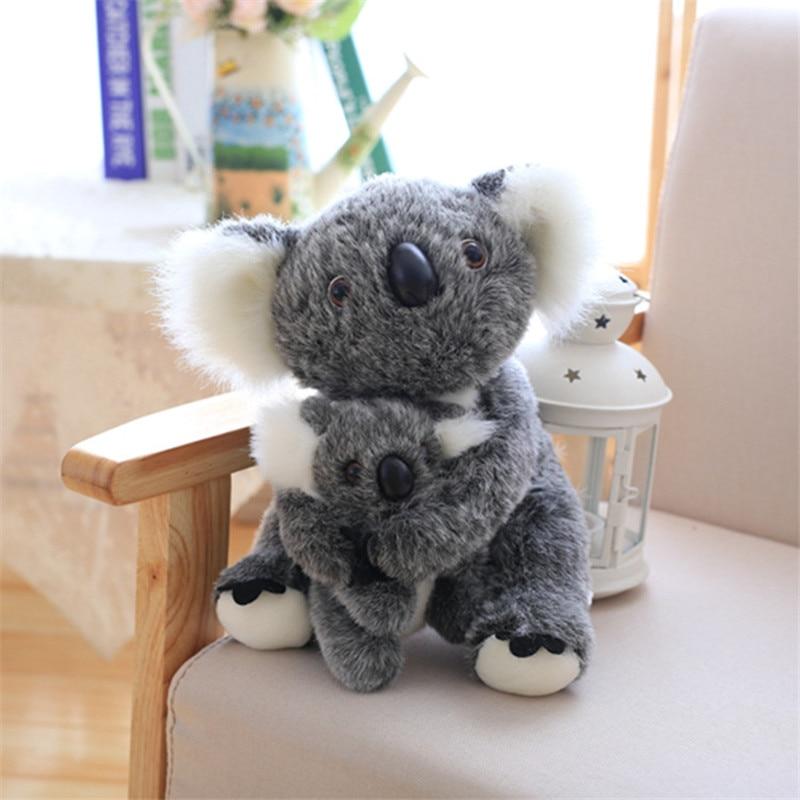 VIP Koala With Baby Plush