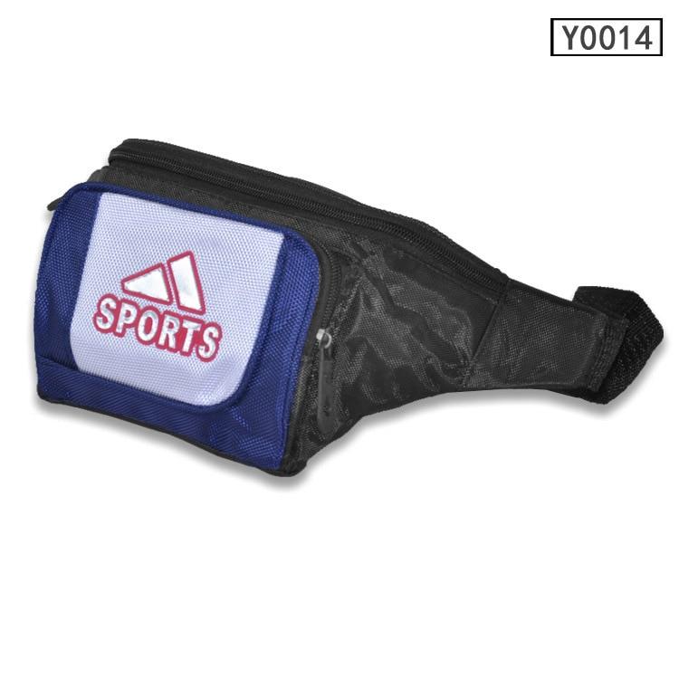 [Factory Price] Processing Men And Women Leisure Bag Outdoor Sport Waist Bag Travel Shoulder Bag Y0014