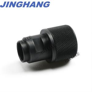 Image 5 - For M8x.75 to 1/2 28 Adapter with Thread Protector Walther Black P22 S&W M&P22