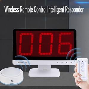 Image 2 - Беспроводной пульт дистанционного управления TM101, интеллектуальный ретранслятор для соревнований по тестированию музыки в слепой игре, 4 передатчика + 1 хост дисплей