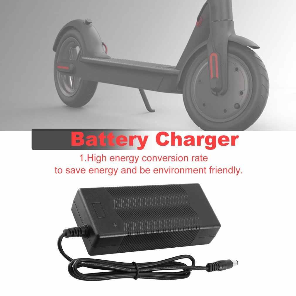 Taxa de conversão de alta energia para economizar energia e ser favorável ao meio ambiente para kugoo s1 s3 scooter elétrico carregador de bateria