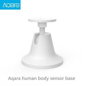 Image 1 - Original Aqara human body sensor Base ,work with human body sensor  motion sensor For smart home