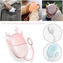 Heizung Hand Wärmer USB Aufladbare Handlich Wärmer Heizung Tasche Mini Cartoon Elektrische Heizung Warme SP99
