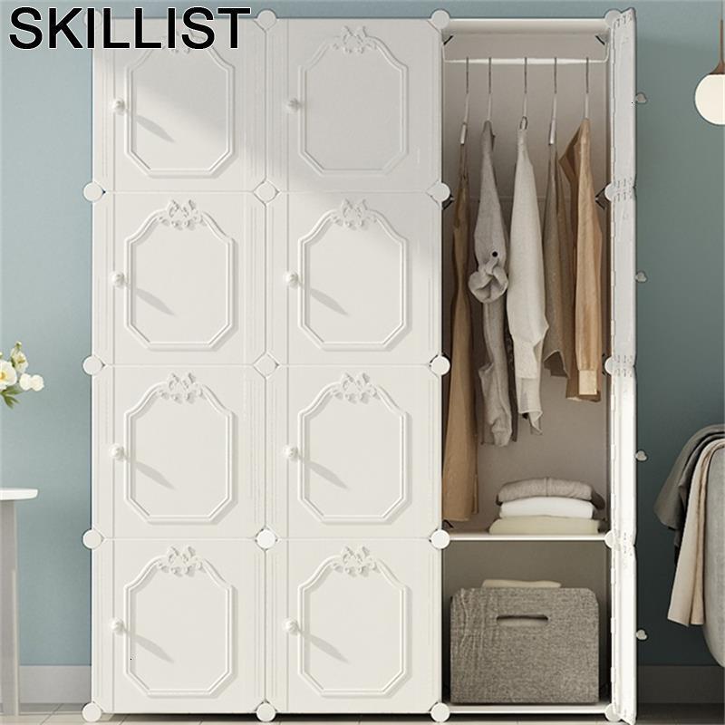 Penderie Chambre Rangement Ropero Yatak Odasi Mobilya Armario Tela Bedroom Furniture font b Closet b font