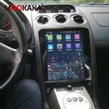 Cho Xe Lamborghini Gallardo Android 10.0 Máy Nghe Nhạc Đa Phương Tiện Tesla Phong Cách 6GB + 128GB GPS Dẫn Đường Tự Động Phát Thanh Đầu Ghi đầu Đơn Vị