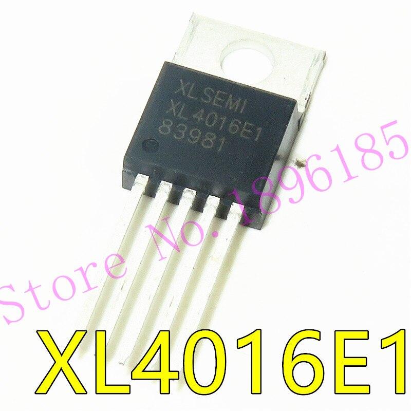 5 PCS XL4016E1 XLSEMI DC-DC Regulator TO-220-5 New