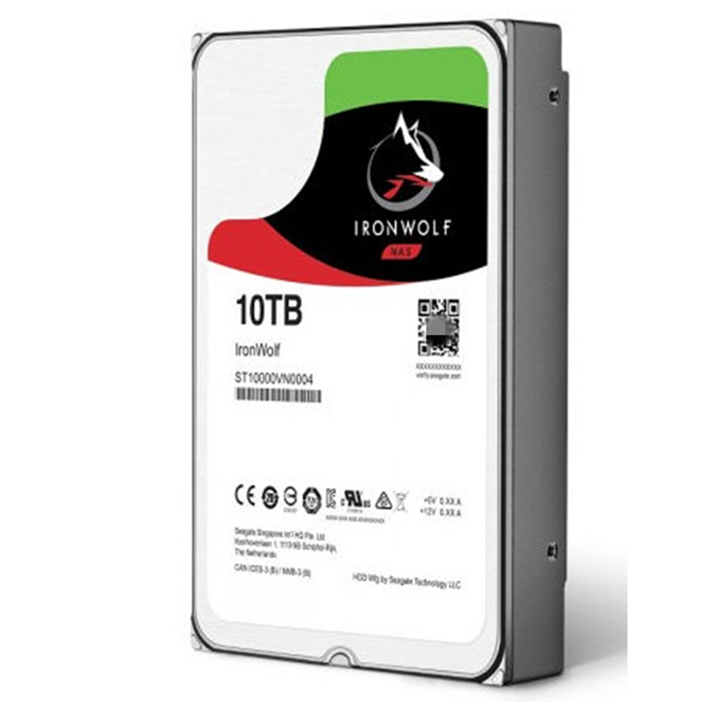 """New HDD For Seagate Brand 10TB 3.5"""" 256MB 7200RPM For Internal Hard Disk For NAS Hard Drive For ST10000VN0008 ST10000VN0004 4"""