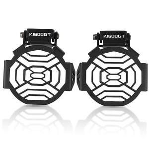 Image 5 - Motorcycle Flipable Fog light Protector Guard Lamp Cover For BMW K1600GT K 1600GT K1600GTL K1600 GTL K1600B Fog Light Lamp Cover