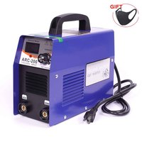 ARC 200 Welding Machine 110V/220V Dual Voltage Small Inverter Welding Machine Arc Industrial Welding Equipment