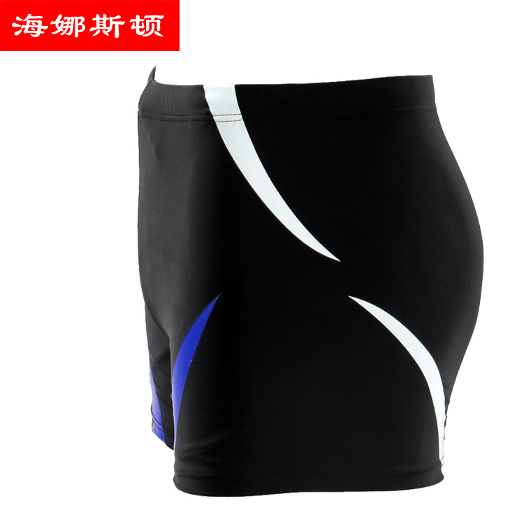 Swimming Trunks Swimwear Men Boxer Printed Swimming Trunks HNSD Brand 2232
