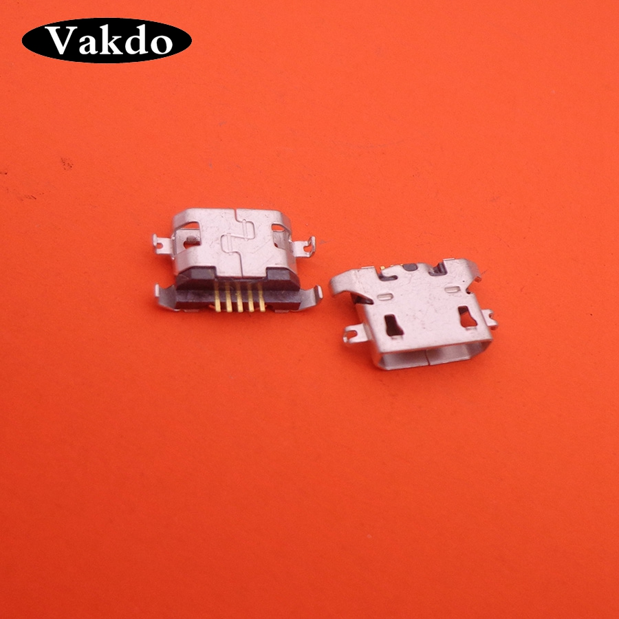 20pcs Micro Mini Usb Charging Port Jack Socket Connector For Lenovo A319 A536 A6000 A6000T A6010 Vibe A859 P2 P2C72