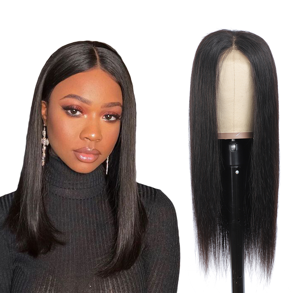 Lace Front  Wigs Straight 13x4 Pre Plucked 180%   Hair Wig 4x4 Closure Wig 30 Inch Frontal Wigs  4