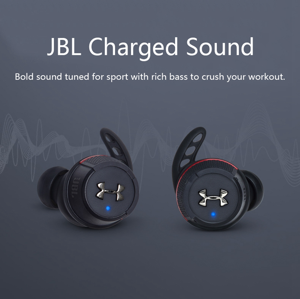 JBL Under Armour Flash True Wireless Earbuds 6