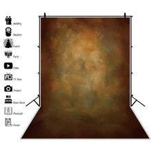Yeele – arrière-plan pour photographie de Portrait de bébé, couleur unie, dégradé Grunge, Vintage, Texture murale, arrière-plan pour photographie