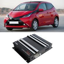 Автомобильный усилитель высокого Мощность 380W 12V автомобильный усилитель 2 канала Hi-Fi стерео аудио усилитель звука араба Аксесуар