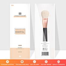 U101 Makeup Powder Blush Brush Foundation Base Contour Big Rose Gold Unique Colors Professional Tools